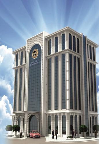 Şanlıurfa Ticaret Borsası Hizmet Binası